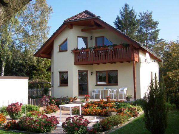 Beispielhäuser - Musterhäuser / Beispiel Haus Grundrisse