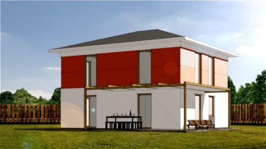 Ausbauhaus bauen in  Donnersdorf