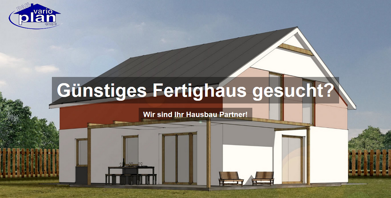 Feritghaus, Hausbau in Schleswig-Holstein - PAB-Varioplan: Energiesparhaus, Massivhaus, Holzhaus